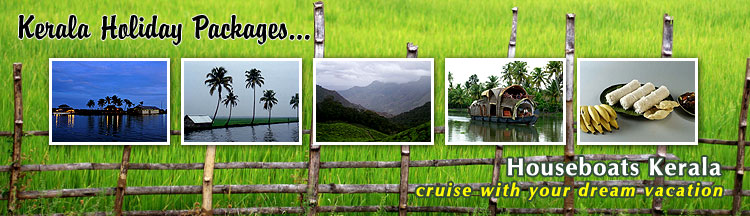 Houseboats kerala, Kerala Houseboats, Kerala Boat house - Kerala Holiday Packages :: Kerala Tour Packages, Kerala Honeymoon Holidays